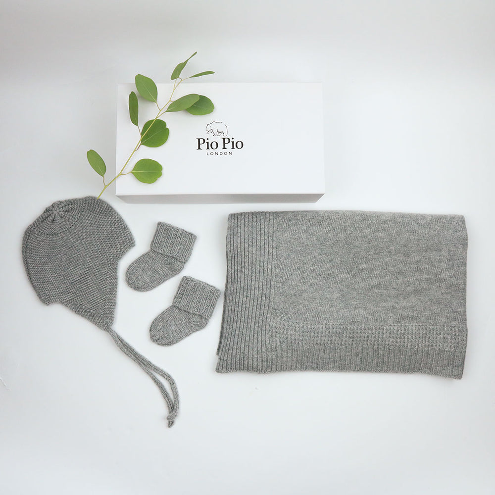 Cashmere 'Keep Me Warm' Set