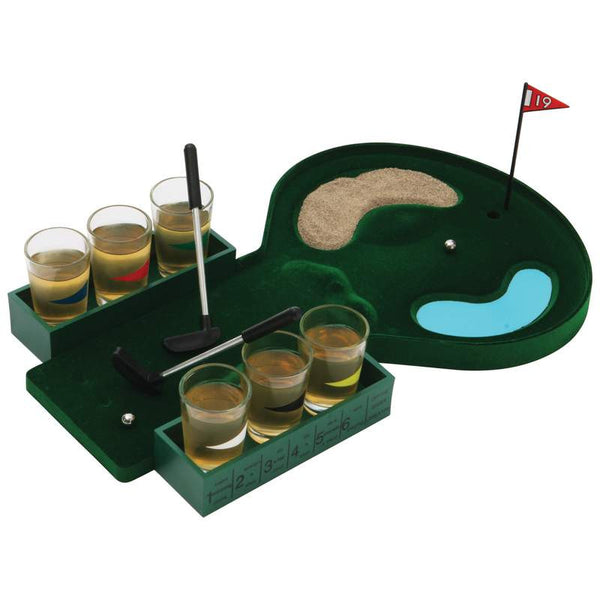 Maxam 6-Shot Drinking Golf Game