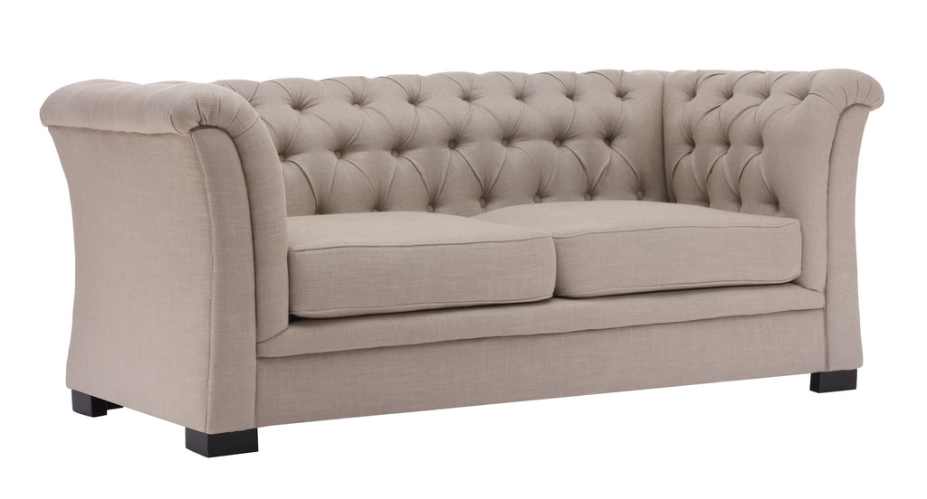 Nob Hill Sofa Beige