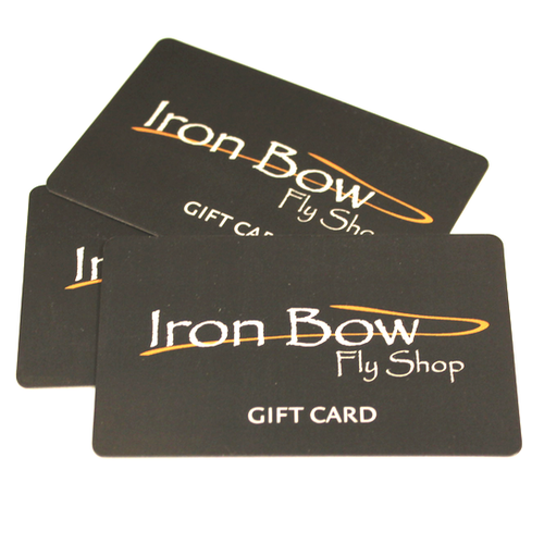 Iron Bow Gift Card