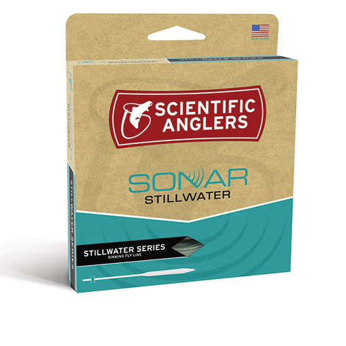 SA Sonar Stillwater Clear Emerger Tip