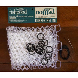 Fishpond Nomad Rubber Replacement Net Kits