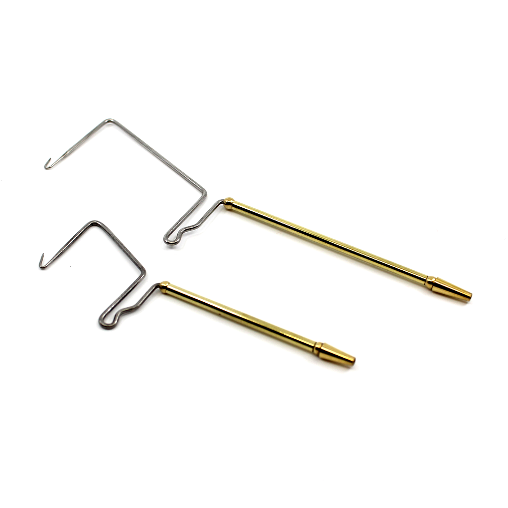 Dr. Slick Brass & Stainless Whip Finishers