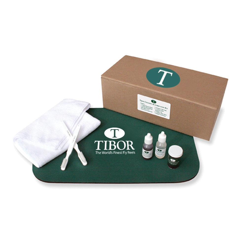 Tibor Cleaning & Lubrication Kit