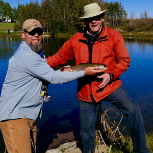 2021 Beginner Fly Fishing Schools