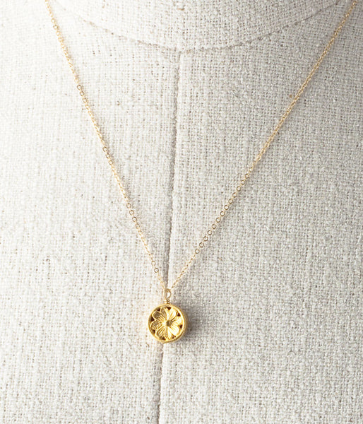 Ginny Necklace (vermeil)
