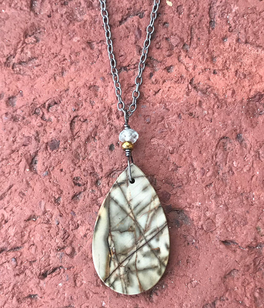 Slate Canyon Necklace