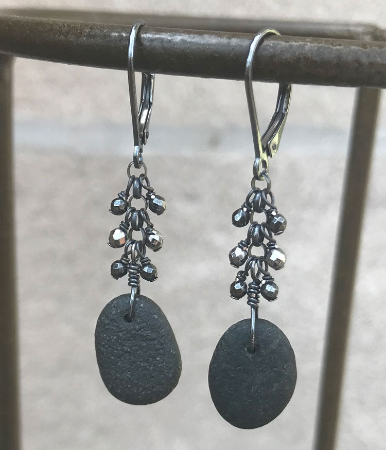 Zen Shimmer Earrings