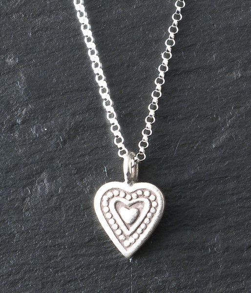 Radiant Heart Necklace