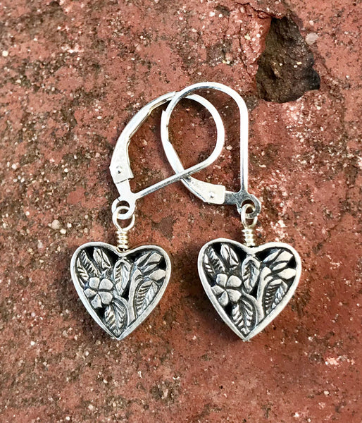 Balinese Sterling Earrings