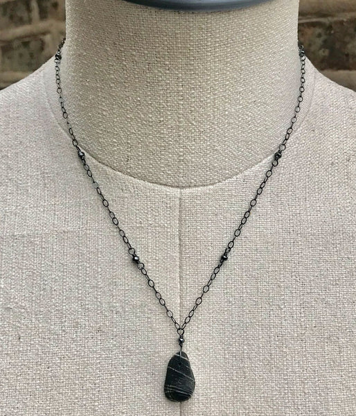 Lake Champlain Petite Zen Necklace