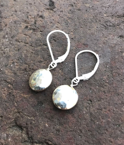 Thai Fine Silver Earrings