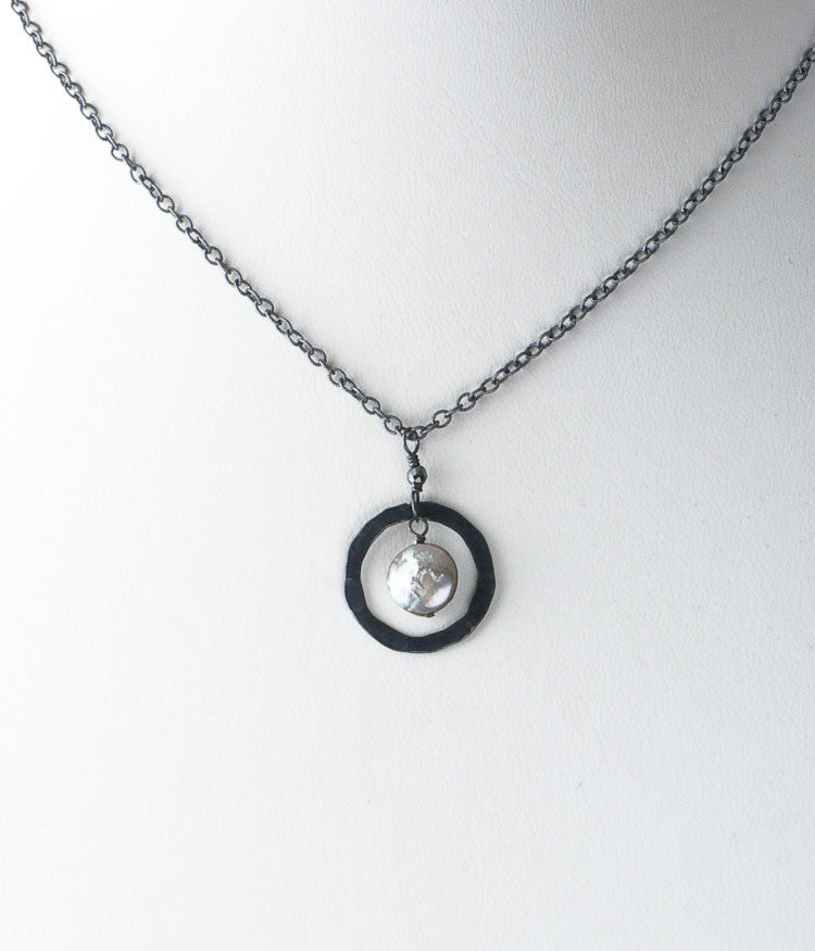 Aviva Oxidized (pewter)