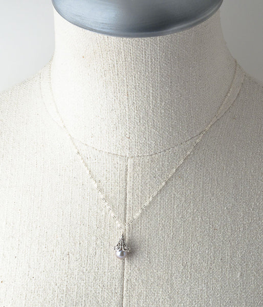 Char Necklace (pewter)