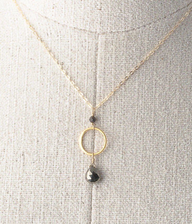Pyrite, gold vermeil, gold-filled.   