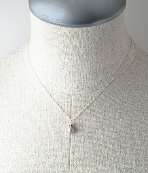 Susan Necklace (pewter)