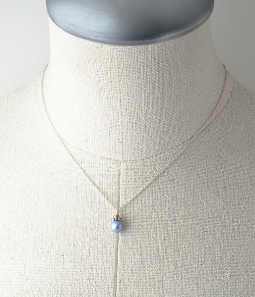 Susan Necklace (sky)