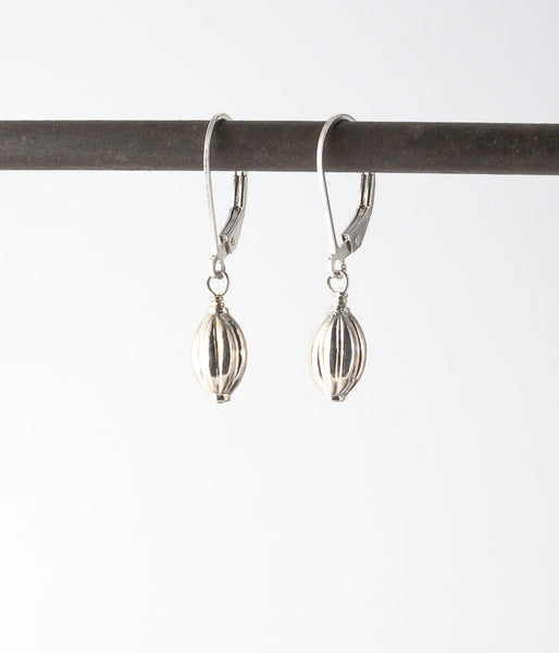 Balinese and sterling silver.   