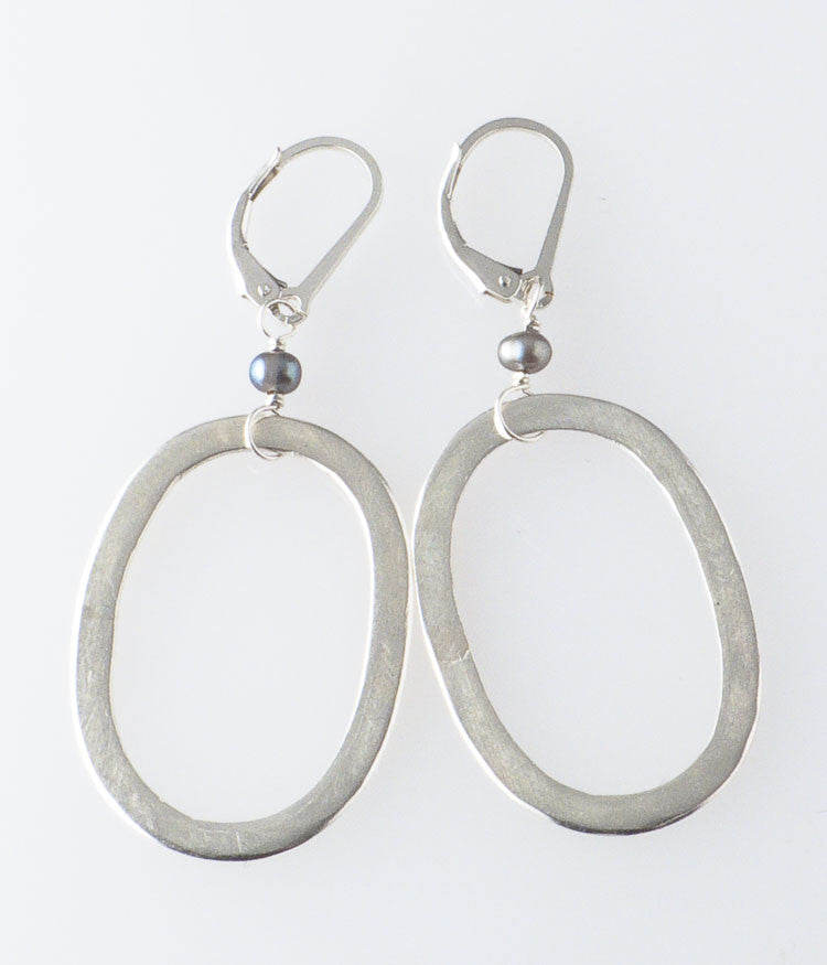 Catherine Earrings (silver)