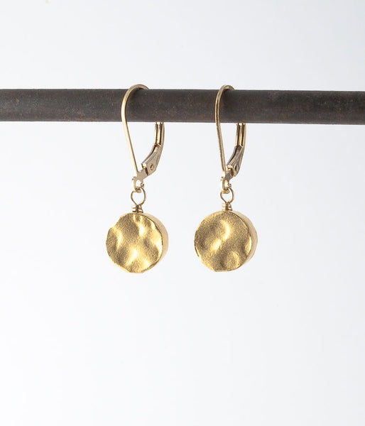 Gold vermeil, gold-filled.  
