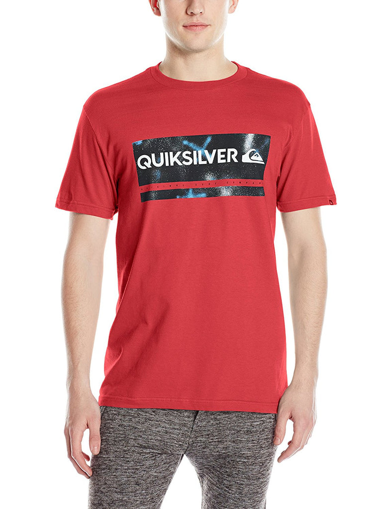 Quiksilver Check My Spray Tee