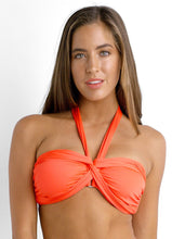 Load image into Gallery viewer, Seafolly DD Cup U Tube Bandeau Set