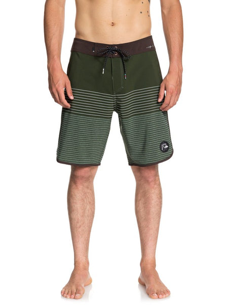 "Quiksilver Highline Tijuana Scallop 20"" Boardshorts"