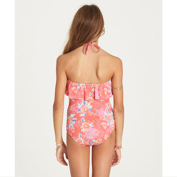 Billabong Girls Rosie Daze One Piece