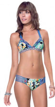 Load image into Gallery viewer, Maaji Seaside Pixel Bikini Set