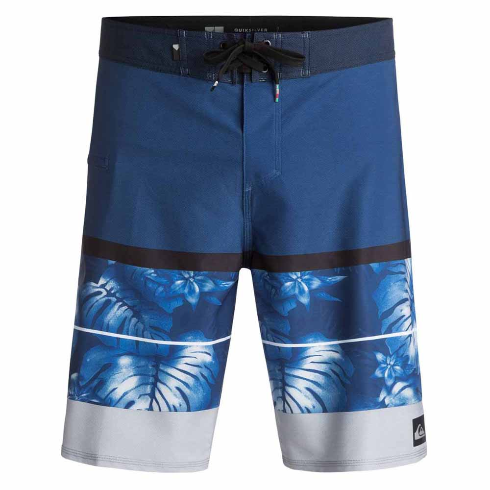 "Quiksilver Slab Prints 21"" Boardshort"