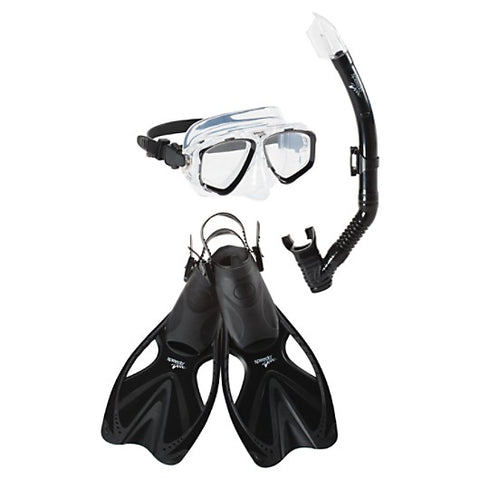 Speedo Adult Snorkel Set