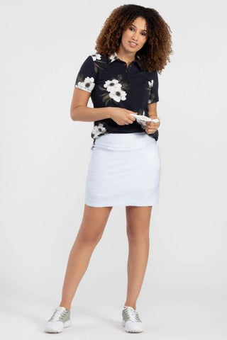Tribal Golf Pull-On Skort