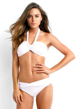 Load image into Gallery viewer, Seafolly Bandeau with Twist Band Hipster