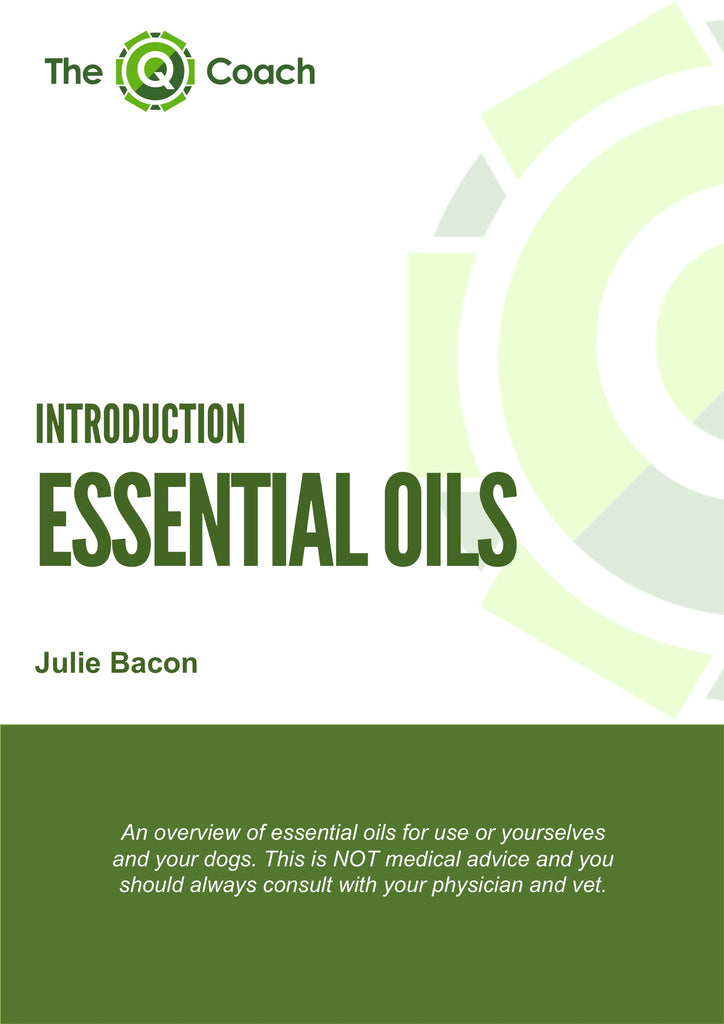 Intro to Essential Oils - EBOOK - The Q Coach