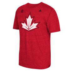 Adidas Men's Canada World Cup Of Hockey TRIBLEND TEE