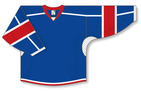 AK-Athletic Knit Hockey Game Jersey