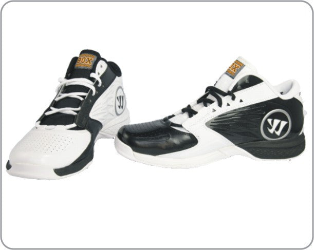 Warrior Training and Lacrosse Shoe