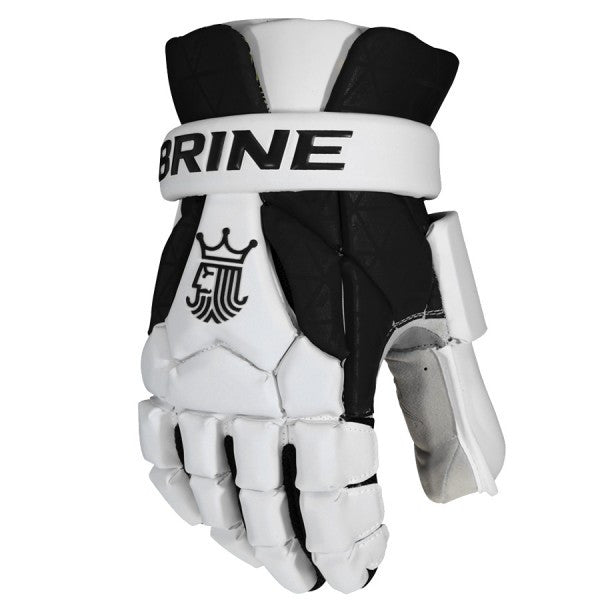 Brine King Superlight III Lacrosse Gloves