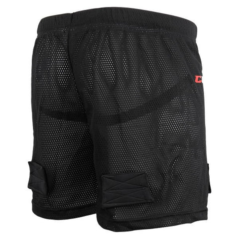 CCM Womens Jill Mesh Shorts With Tabs