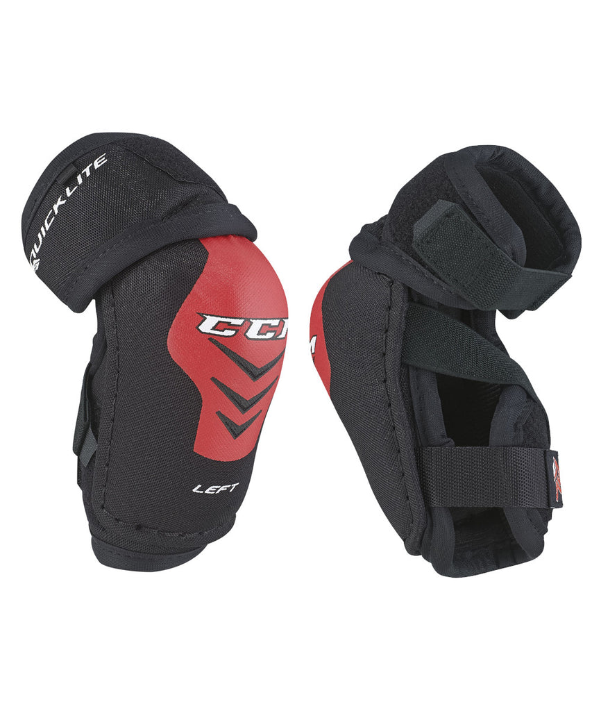 CCM QLT Quicklite Youth Elbow Pads
