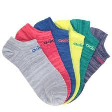 Adidas Women's Superlite Socks - 6 Pairs