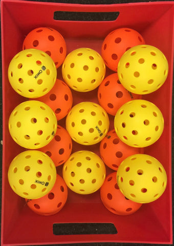 PICKLEBALLS ORANGE