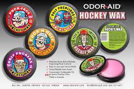 Ugly Pucklings Hockey Wax