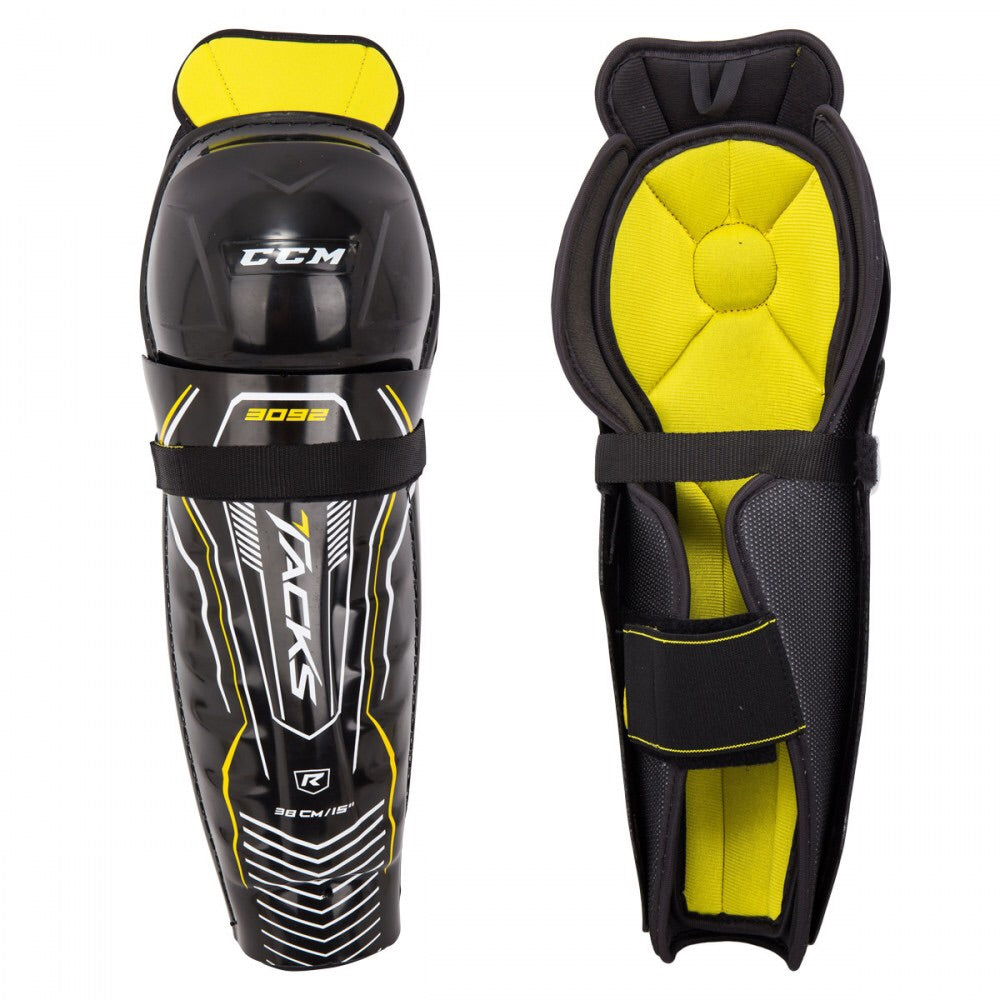 CCM SG3092 Tac Junior Shin guard