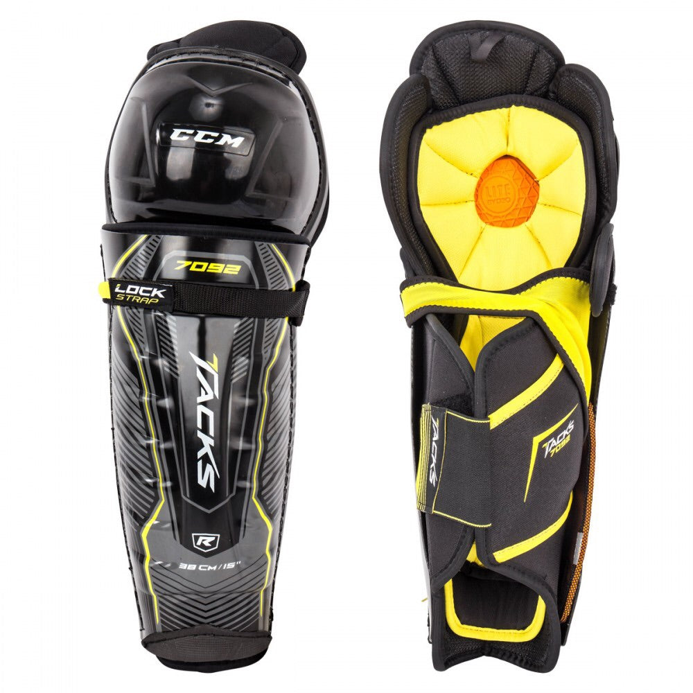 CCM SG7092 Tac Senior Shin Guard