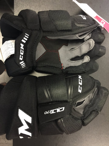 CCM HG270 QLT Junior Glove
