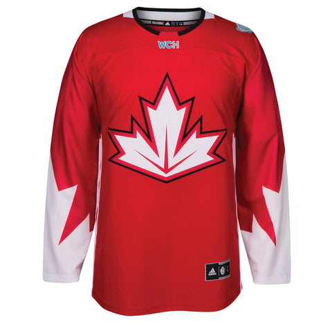Adidas World Cup of Hockey Canada Jersey