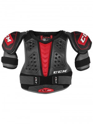 CCM QLT 290 Shoulder Pads