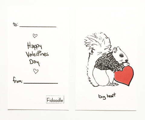 Wildlife Valentines
