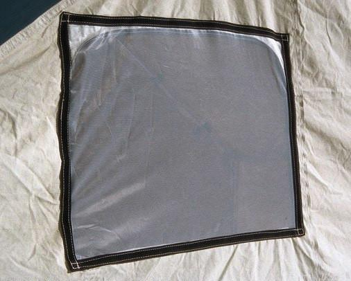 Additional Tents - Montana Canvas Screen Window